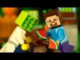 ? ФЕРМА для ЛЕГО НУБика Майнкрафт Мультики LEGO Minecraft - Видео Мультфильмы для Детей