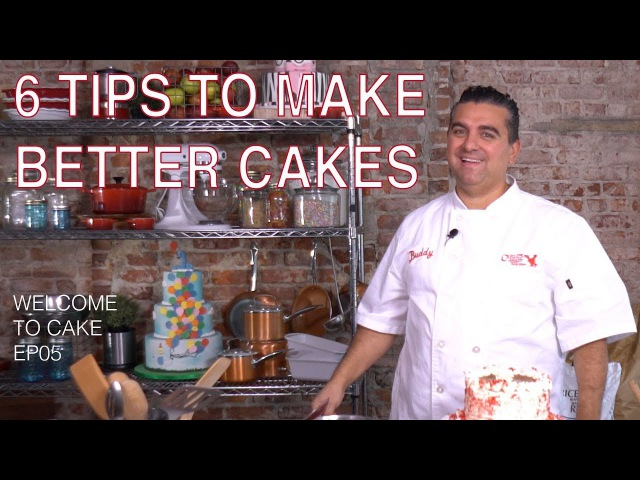 6 Tips to Make Better Cakes | Welcome to Cake Ep05