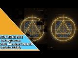 After Effects 2018|| No Plugin Art:2 ||SciFi Interface Tutorial ||YouTube||NPS3D