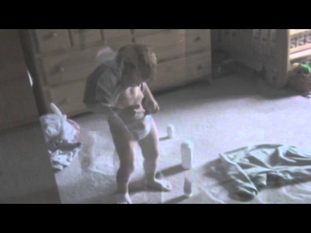 Son Caught Using Baby Powder Tells Mom to Go Away
