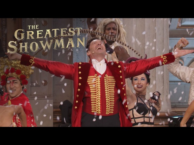 The Greatest Showman | Come Alive Live Performance | 20th Century FOX
