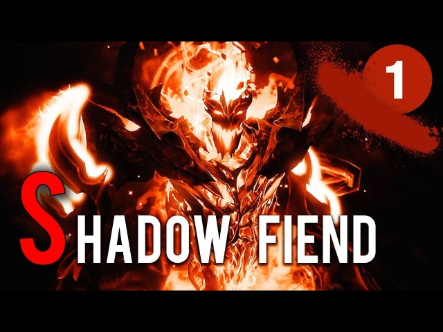 Dota 2 Shadow Fiend Moments Ep. 01