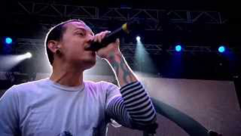 Linkin Park - From The Inside (Road to Revolution 2008) HD