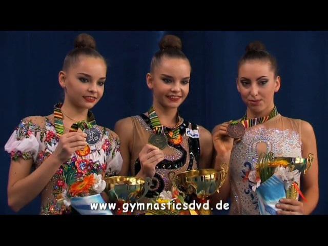 World Cup Tashkent 2017 - Top 3 Senior All Around
