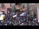 Как сепаратисты взяли штурмом прокуратуру Донецкой области