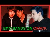 REACTING TO EMO BANDS ON CRACK 42!