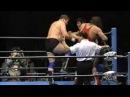 Stan Hansen Gary Albright vs. Toshiaki Kawada Akira Taue AJPW 24.01.96 - Part 2.avi