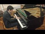 К Элизе+Лунную сонату Бетховена играю на рояльчике после бала