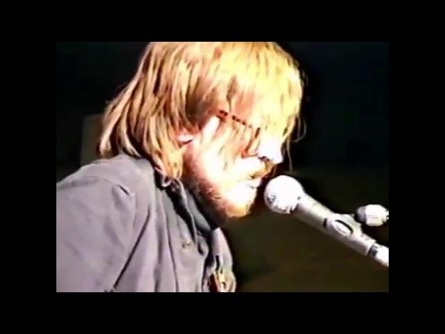 Егор Летов - Пуля дура (концерт в Ленинграде,1994)