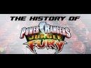 Power Rangers Jungle Fury, Part 1 - History of Power Rangers