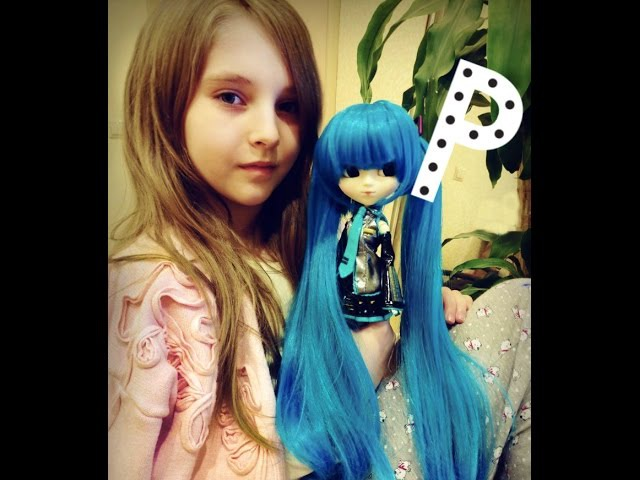 Обзор на куклу Пуллип Хацунэ Мику (PULLIP HATSUNE MIKU review)