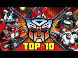 Top 10 Best AUTOBOTS From G1 Transformers - Comodin Cam