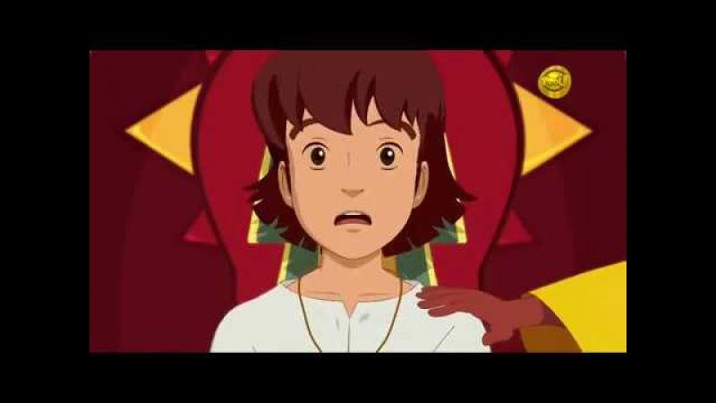 Les mystérieuses cités d'or SAISON 3 ÉPISODE 1 Kagoschima