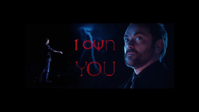 Lucifer Crowley | I own you (SPN)