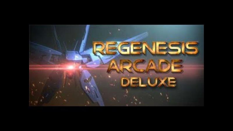 REGENESIS Arcade Lite - Game Trailer VR