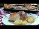Secreto de cerdo al horno la receta de carne perfecta para navidad ¡COMPRUEBALO