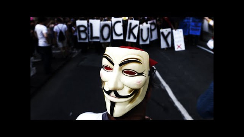 Anonymous - WE ARE ANGRY... (Message to the Citizens of the World)