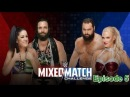(Wrestling Premium) Elias Bayley vs. Rusev Lana - WWE Mixed Match Challenge - 13th February 2018