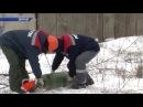 Восстановление ЛЭП на Трудовских
