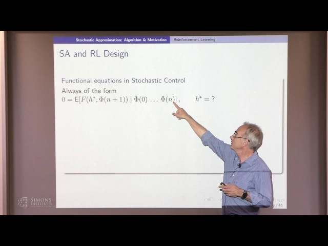 Reinforcement Learning: Hidden Theory and New Super-Fast Algorithms
