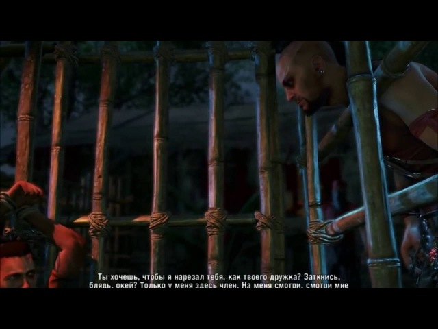 Far Cry 3 Ваас: Ты моя сучка