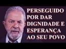 Como preso político Lula viraria imortal