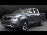 SSANGYONG MUSSO PICKUP 2018