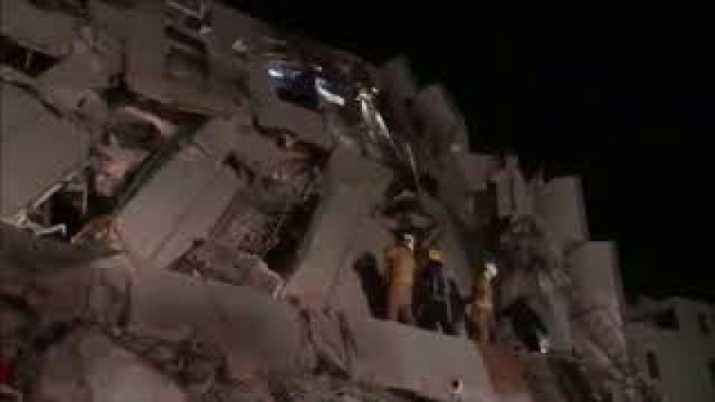A strong earthquake in Taiwan has killed at least two people and injured more than 200 others
