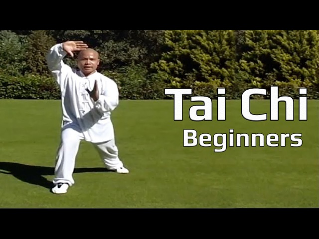 Tai chi chuan for beginners - Taiji Yang Style form Lesson 4