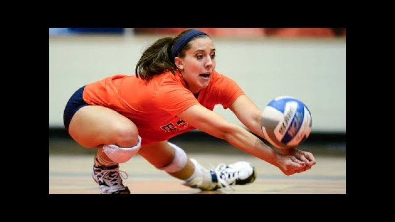 Best Volleyball Actions ● Women's Volleyball Saves ● Women's Volleyball Digs (HD)