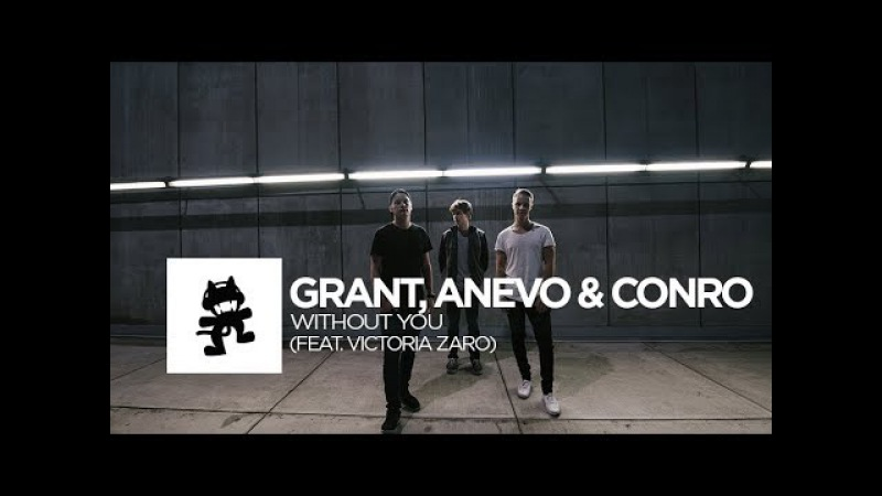 Grant Anevo Conro Without You feat Victoria Zaro Uncaged Vol 2 Collab