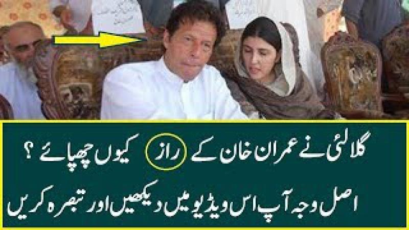 Imran Khan and Ayesha Gulalai Relationship Real Story