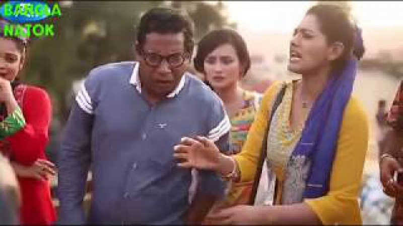 New Bangla Comedy natok 2017_ Mahiner Nil Towale Part 04_ Eid Drama ft. Mosharraf Karim, Tisha,