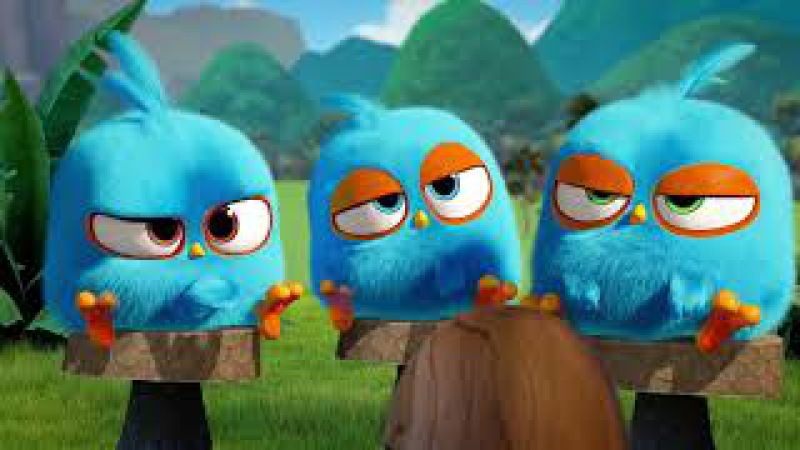 Прикол-Angry Birds Blues _ Compilation Part 3 - Ep21 to Ep30 - YouTube (1080p)