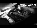 Yamaha Sy 77 Demo