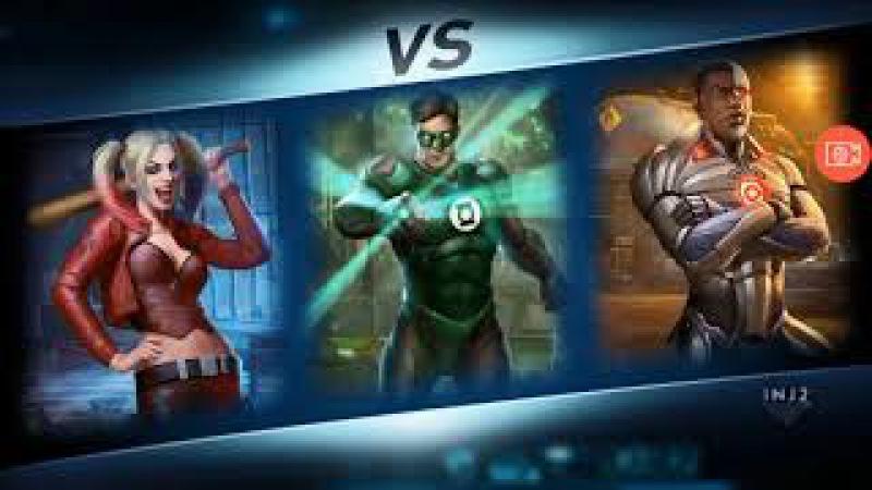 Харли Квин против Лиги Смерть Бэтмена и Женщины кошки Лучшее сражение всех вре