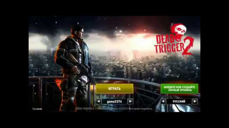 🎮 Dead Trigger 2💀 New Year💣 Android Gameplay💪