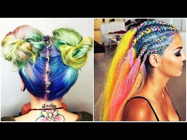 Viral Hairstyles on Instagram 2018 | Amazing Hair Transformations Compilation