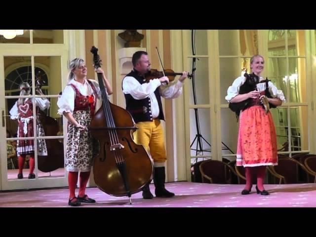 Dudelsack-Musik aus Böhmen,(CZ)
