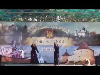 """Студия """"Бекар"""" зажигает! Алина Вшивцева и Анастасия Федотова - Перемирие + Сопрано"""
