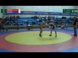 Международный турнир памяти Шевалье Нусуева 57 кг, 12. Межидов Адам - Гармаев Тамир