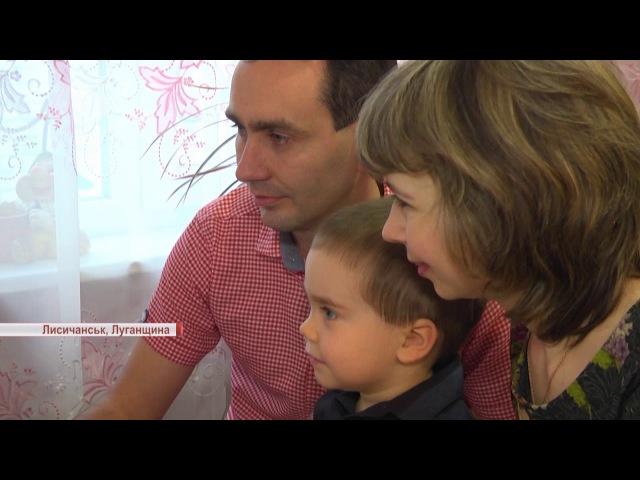Семья из Лисичанска создает мультфильмы на украинском языке