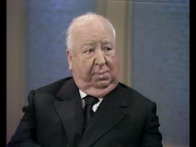 Dick Cavett - Alfred Hitchcock