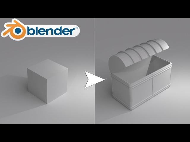 MODELLING For Absolute Beginners - Blender Tutorial