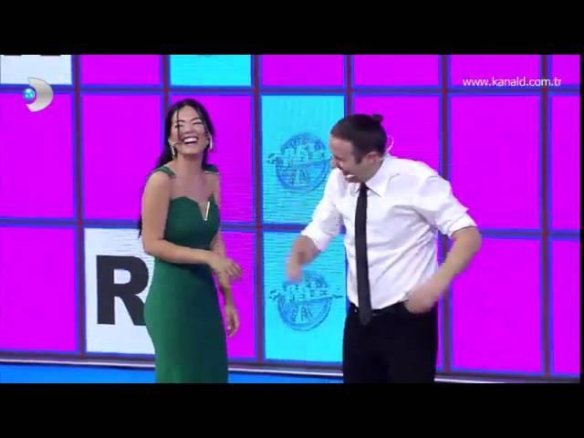 Çarkıfelek Fatmagülün dansı moral veriyor!