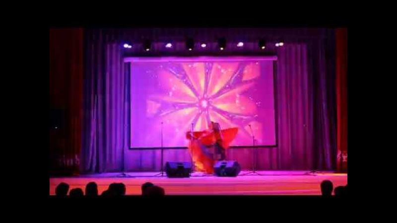 цыганский танец. коллектив