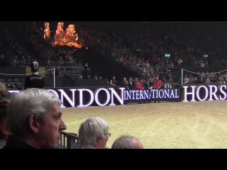 Carl Hester Charlotte Dujardin Masterclass Olympia 2017 Part 2
