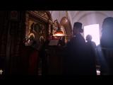 Хор братии Валаамского монастыря - Тебе Бога хвалим