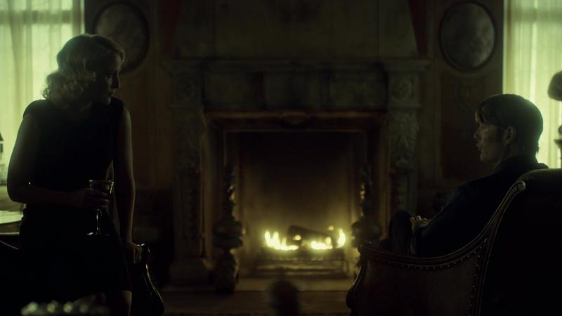 Ганнибал | Hannibal (2015). s03e03. 1080p. Sony Sci-fi. Отрывок - Любовь есть Бог