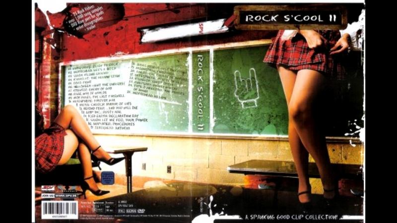 Obmorock - VA - Rock SCool II - A Spanking Good Clip Collection (2007)